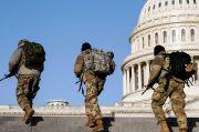 Intelijen AS: Milisi Berencana Serbu Gedung Capitol Pada 4 Maret
