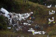 Penyintas Chapecoense Menipu Kematian, Kembali Lolos dari Kecelakaan Maut