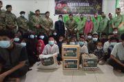 Brigif Para Raider 3/TBS Kostrad Kariango Salurkan Bantuan ke Panti Asuhan