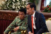 Sebut Moeldoko Begal Politik, Andi Mallarangeng: Kok Jenderal Bintang 4 Seperti Ini?