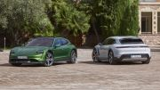 Porsche Masih Berhitung Proyek Porsche Taycan dengan Dua Pintu dan Atap Terbuka