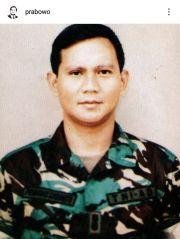 Prabowo Pasang Foto Muda dan Ucapkan Dirgahayu Kostrad, Warganet: Keren Pak Jenderal