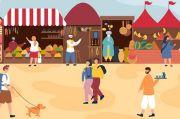 Melihat Keunikan Pasar Jalanan di Dunia, yang Tertua Ada di Turki