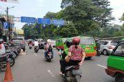 Akhir Pekan Tanpa Ganjil Genap, Begini Kondisi Lalu Lintas di Kota Bogor