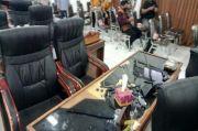 Kekanak-kanakan, Anggota Fraksi PPP DPRD Kabupaten Bima Banting Meja Saat Paripurna