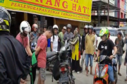 Sedang Melakukan Transaksi, Kurir Sabu Ditangkap Polisi