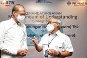 BTN Siap Biayai Kebutuhan Rumah 6.400 Karyawan Kontrak Pelindo III