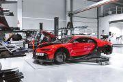 Edan, Servis Ringan Bugatti Habiskan Waktu 14 Jam