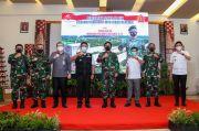 Disaksikan Panglima TNI, Arwana Ceramics Resmikan Pabrik Plant 4B di Ogan Ilir