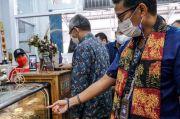 Etalase UMKM Terbaik di Sulut, Sandiaga Bangun Creative Hub di Bandara Sam Ratulangi