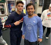 Ryan Garcia Kubur Impian Duel Lawan Manny Pacquiao