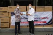 Bantuan APD Terus Berdatangan, Langsung Dikirim ke Tim Tracing