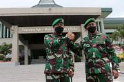 Resmi Pimpin Kodam IV/Diponegoro, Ini Pesan Pangdam Mayjen TNI Rudianto