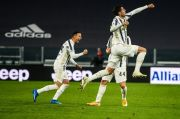 Morata Moncer, Juventus Gulung Lazio