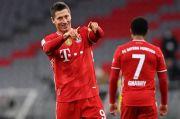 Hat-trick di Der Klassiker, Lewandowski Kejar Rekor Gerd Mueller