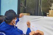Setia Kepada AHY, Demokrat Jakarta Gelar Aksi Cap Jempol Darah