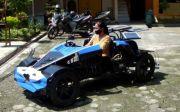 SMA Muhammadiyah Gombong Kembangkan Mobil Buggy Tenaga Surya Persis PUBG