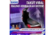 Takut Jadi Viral Maling Kembalikan Motor Curiannya, Selengkapnya di iNews Siang Minggu Pukul 11.00 WIB