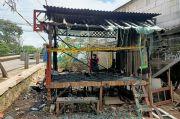 Setelah Parung Serab, Posko PP di Pondok Kacang Barat Dibakar Orang Tidak Dikenal