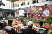 Bersaing Habis-habisan di Pilwali Surabaya, Eri Cahyadi Tebar Kedamaian di Muscab PKB