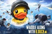 Bikin Gemes, B.Duck Ramaikan Pertempuran di PUBG Mobile