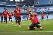 Menang di Etihad, Man Utd Tega Rusak Rekor Man City