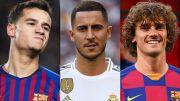 Main Jelek, Tiga Bintang La Liga Ini Harganya Merosot