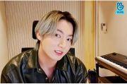 Lagi, Jungkook BTS Ubah Warna Rambut Jadi Mint dan Cokelat