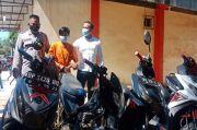 Ketua Organisasi Pencuri Motor di Batam Ditangkap, Target Sehari Gasak 5 Motor