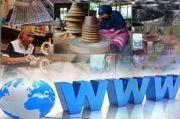 Luhut Ingin Ekosistem Digital Dongkrak Daya Saing UMKM