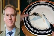 Sebut Nasi Tak Boleh Dimakan dengan Tangan, Eks Kepala Pelayan Kerajaan Inggris Dihujat