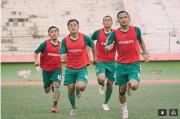 Jelang Piala Menpora, Aji Siapkan Mental dan Kondisi Fisik Pemain