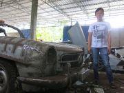 Modifikator Lamborghini Gunung Kidul Lagi Bikin Mercedes-Benz BJ Habibie