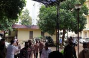 Mahfud MD Bersama Kapolri Gelar Pertemuan Tertutup di Kompolnas
