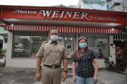 Anies dan Maison Weiner Toko Roti Tertua di Jakarta