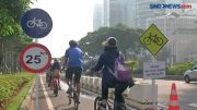 Jalur Sepeda Bakal Dihapus, Komisi B DPRD DKI Dikecam Komunitas B2W