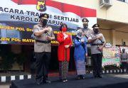 Jabat Kabaintelkam, Paulus Waterpauw Orang Papua Pertama Penyandang Pangkat Komjen