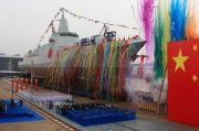 China Operasikan Kapal Perang Baru, Salah Satu yang Terkuat di Dunia