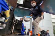 4,1 Kilogram Ganja dan 301 Butir Ekstasi Dimusnahkan BNNP Jatim
