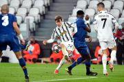 Juventus Disingkirkan Porto, Pirlo: Butuh Bebebrapa Hari Menghapus Laga Ini dari Pikiran