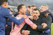 Bungkam Juventus, Pelatih Porto: Kami Menderita, Tapi Menciptakan Kesulitan