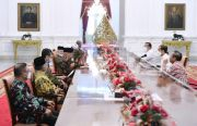 Tak Ada Foto Bareng Amien Rais dkk-Jokowi Seusai Pertemuan di Istana, Ini Alasannya