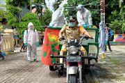 MNC Peduli-PMI DKI Lakukan Penyemprotan Disinfektan di Kepulauan Seribu