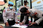 Belasan Senjata Api Milik Anggota Polres Jakut Ditarik, Ada Apa?
