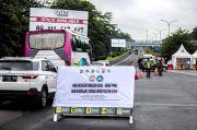 Dishub Catat Tanpa Ganjil Genap di Bogor, Kendaraan Padat Luar Biasa