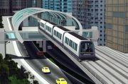 Kiai Said Aqil Blusukan, Pembangunan LRT Jabodebek Capai 83%