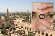 Arkeolog Israel Temukan Stempel Kuno Milik Bangsawan di Kuil Suci Yerusalem
