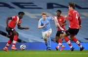 Dua Brace Warnai Kemenangan Manchester City atas Southampton