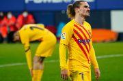 Barcelona Samai Rekor Terburuk di Liga Champions, Griezmann Akui Menyakitkan