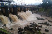 Puncak Bogor Diguyur Hujan Malam dan Pagi Hari, Ketinggian Air di Katulampa Normal